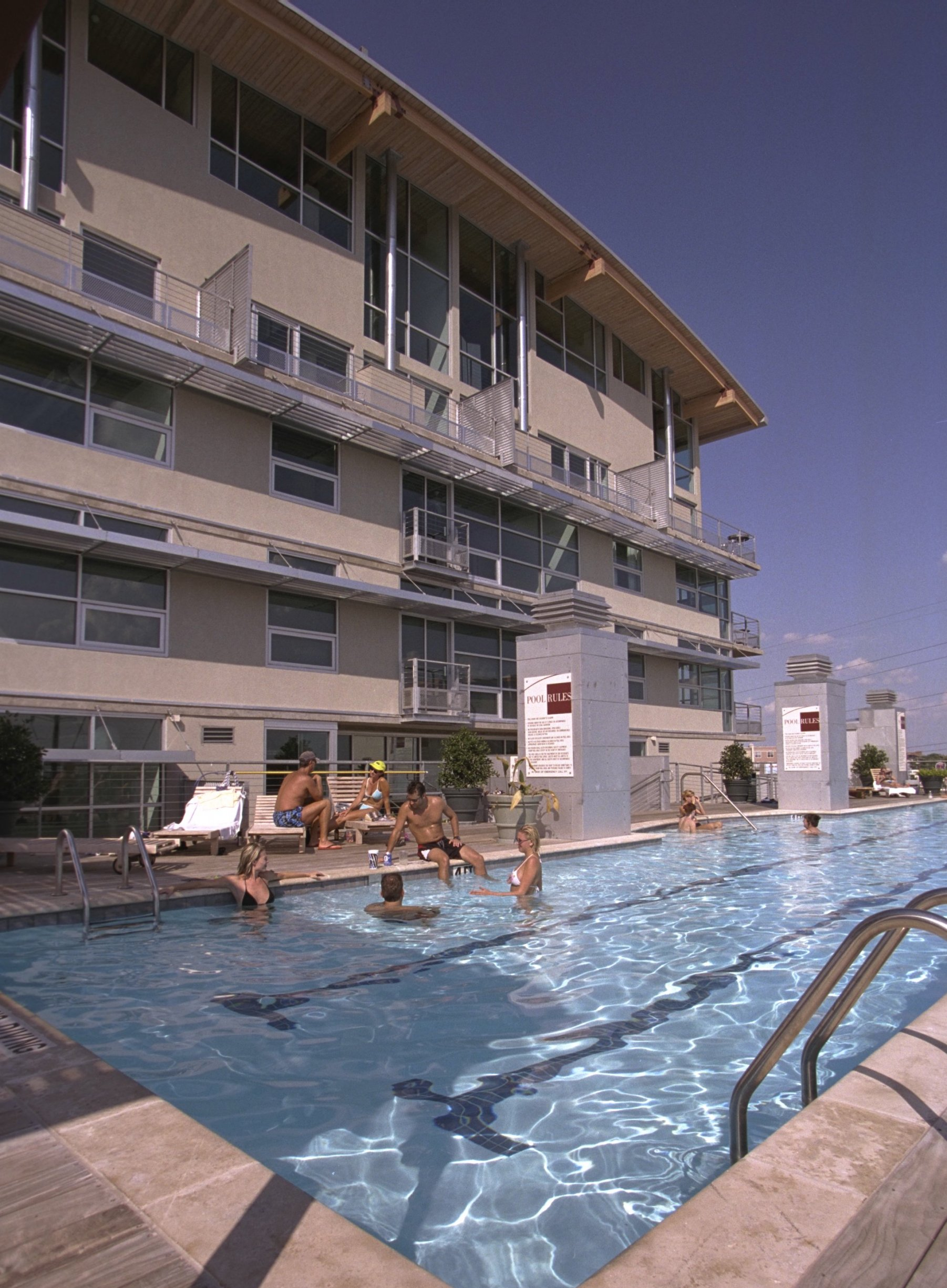 Chaparral Creek Apartments Irving
